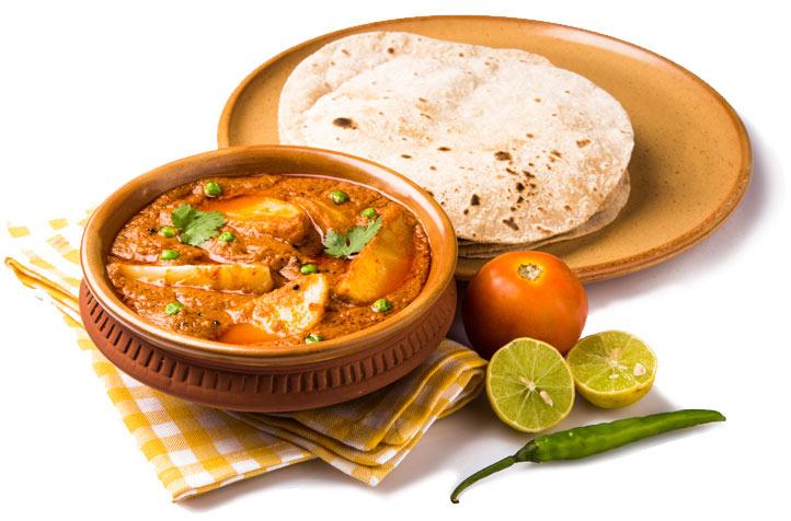 food in Divar Island