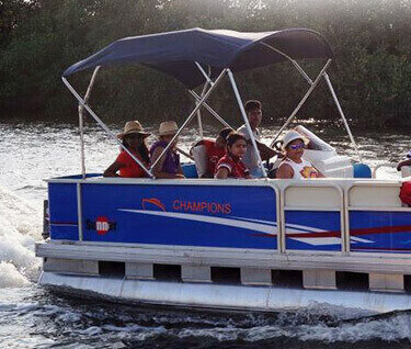 Champions Pontoon Cruiser
