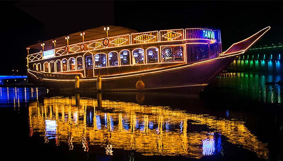 tanvi cruise