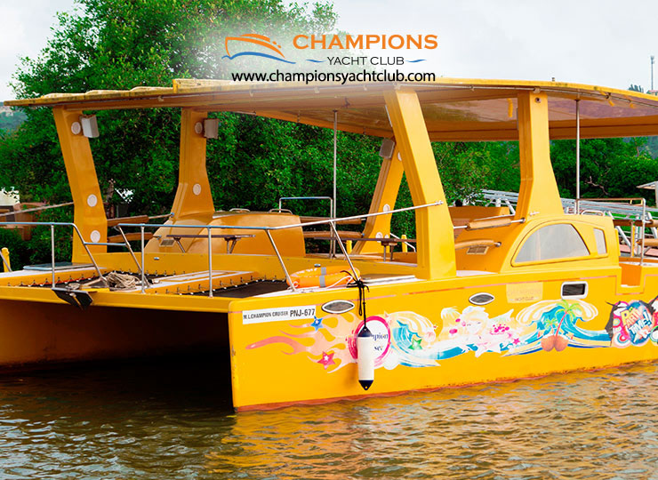 Champion Cruiser Catamaran
